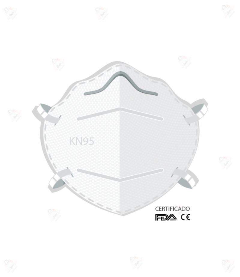 Mascarillas KN95 Certificadas
